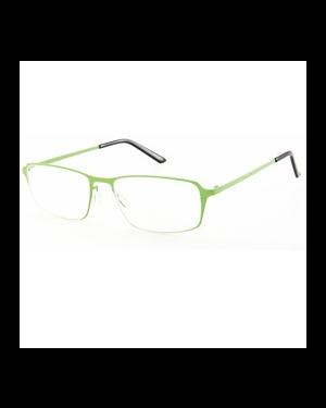 Occhiale diottrie +3,50 mod. titan verde in metallo lookkiale R6735verde  R6735verde