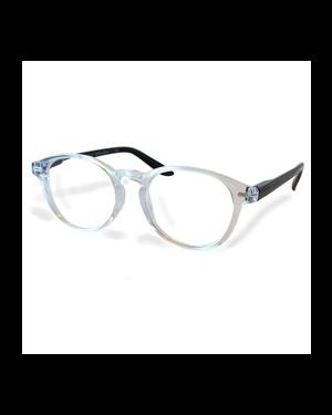 Occhiale diottrie +1,00 mod. personal 2 trasparente in plastica lookkiale R5510Trasp 8058964805232 R5510Trasp