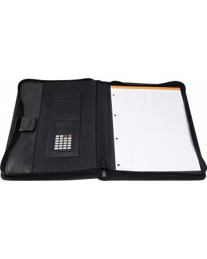 240 Tasche Nero Fellowes 40346 Porta Biglietti da Visita Office Suites