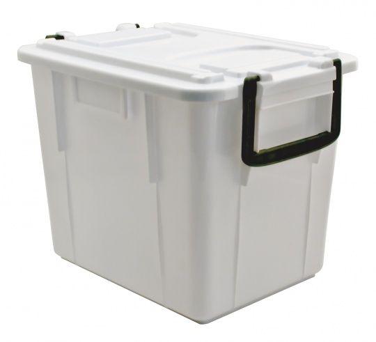 Contenitore con coperchio 20lt bianco foodbox 143/20-BIM 8004331143209 143/20-BIM by No