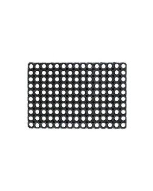Zerbino gummy 50x100cm nero velcoc ZGGUMM4899 8000771600234 ZGGUMM4899