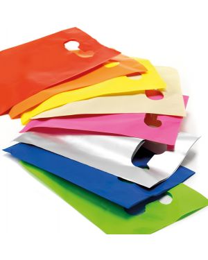 100 sacchetti colours 25x40cm colori assortiti UG829FRRD4N00A 8013170598392 UG829FRRD4N00A