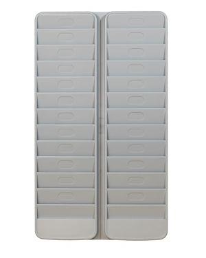 Portabadge da muro a 24 tasche paperflow K500000 3660141882421 K500000