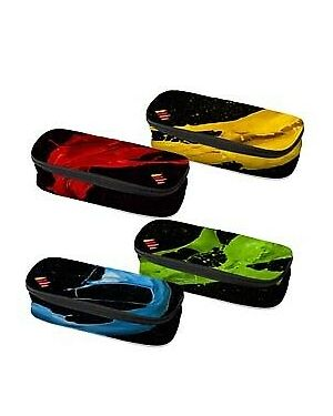 Astuccio ovale colorosa 23x9x5cm colori assortiti riplast 368001.S 8004428045287 368001.S by Ri.plast