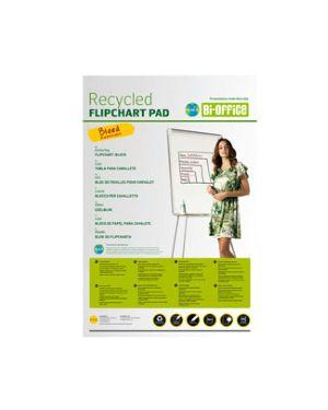 Blocchi per lavagna 65x98cm 50fg earth bi-office FL0325002 86891 A FL0325002 by Bi-office