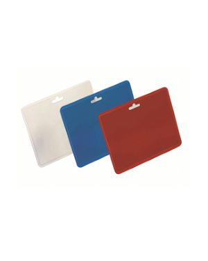 100 portanome 60x90mm orizzontale blu durable 999110827 4005546984810 999110827