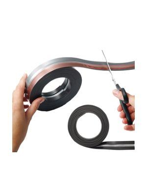 Rotolo adesivo durafix roll 5mt nero durable 4708-01 4005546991344 4708-01 by Durable