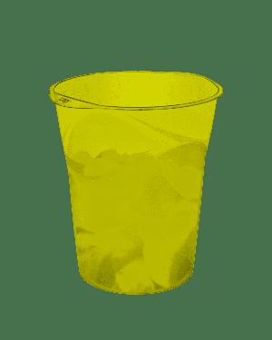 Cestino happy 280 h - bamboo green - 14 litri - cep 1002800731 3462152807307 1002800731