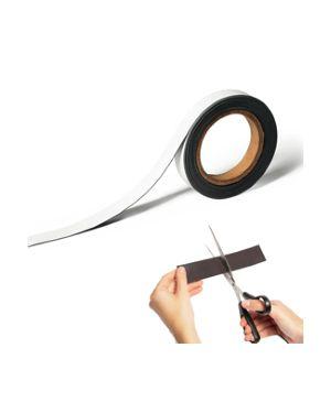 Nastro magnetico scrivibile 40mmx5m 1709 durable 1709-02 4005546989792 1709-02