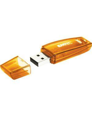 Memoria usb 2.0 c410 128gb arancione ECMMD128G2C410  ECMMD128G2C410