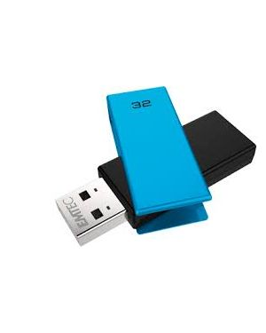 Memoria usb 2.0 c350 32gb blu ECMMD32GC352 3126170159793 ECMMD32GC352