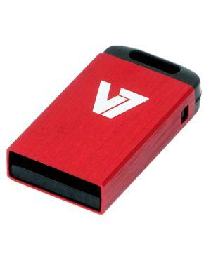 Nano usb stick 8gb red V7 - MEMORIES I VU28GCR-RED-2E 4038489028983 VU28GCR-RED-2E_J152279 by Axpro