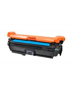 Toner ric. x hp laser jet ciano cp3525serie cm3530serie 3525C-STA 8025133019868 3525C-STA