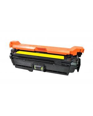 Toner ric. x hp laser jet giallo cp3525serie cm3530serie 3525Y-STA 8025133019882 3525Y-STA