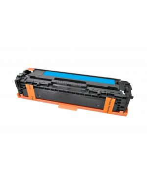 Toner ric. x hp laser jet ciano cp1525serie cm1415sserie 1525C-STA 8025133021663 1525C-STA