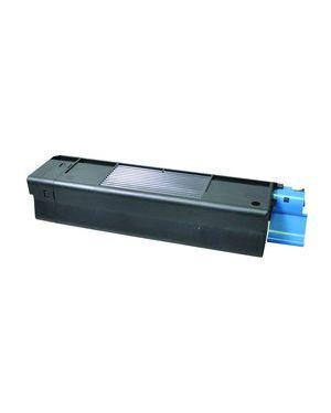 Toner ric. nero x oki c5100 - c5300 - c5200 - c5400 C5100K-STA 8025133100610 C5100K-STA