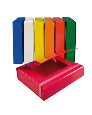 Cartella progetto dorso 3cm c - elastico rosso starline OD0503RXXXXAN02 8025133017956 OD0503RXXXXAN02