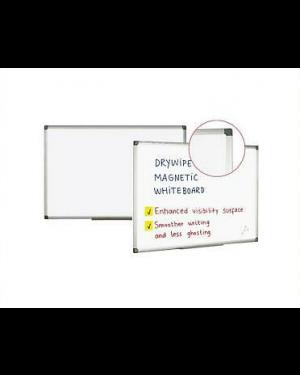 Lavagna bianca magnetica 45x60cm cornice legno starline MM04001010-STL 8025133105059 MM04001010-STL by Starline