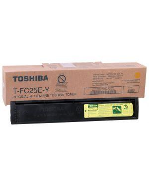 Toner t-fc25e-y  pag 26800        d Toshiba 6AJ00000202 4519232141291 6AJ00000202
