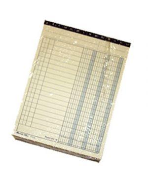 Scheda a righe verticale flex rubrica a-z 3 colonne 100 pz. 12 x 17 FLEX 152200000 8010838019763 152200000