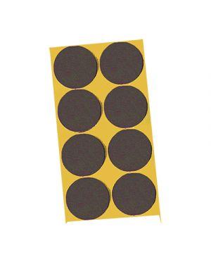Feltrini adesivi igienissimo d.26 pz.8 marrone IGIENISSIMO 114275 8022915000281 114275