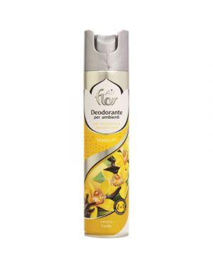 Air flor deodorante spray vaniglia ml.300 AIR FLOR 119941 8007675005707 119941