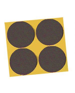 Feltrini adesivi igienissimo d.35 pz.4 marrone IGIENISSIMO 114572 8022915000304 114572
