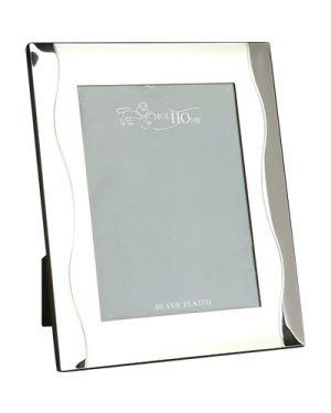 Cornice argento 10x15 onda ARKE 19605 8002057196059 19605