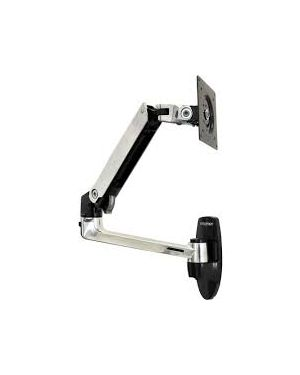 Lx wall mount lcd arm ERGOTRON 45-243-026 698833011531 45-243-026