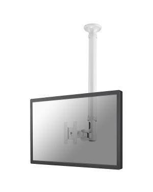 Supporto a soffitto c100 bianco Newstar FPMA-C100WHITE 8717371444846 FPMA-C100WHITE