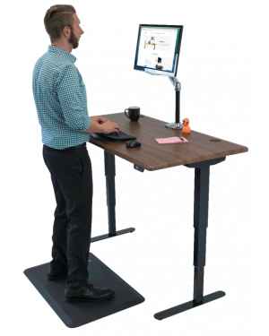 Workstation sit-stand workplace NEWSTAR COMPUTER PRODUCTS EUR NS-WS200BLACK 9999999999999 NS-WS200BLACK