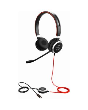 Jabra evolve 40 uc stereo usb-c GN AUDIO - BUSINESS 6399-829-289 5706991021554 6399-829-289