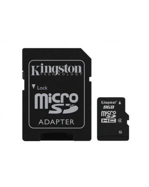 Kingston technology 8gb microsdhc SDC4/8GB_3427045 by Kingston - Digital Media Product