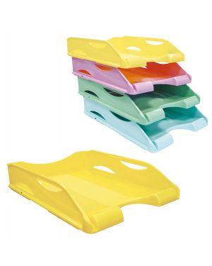 Portacorrispondenza keep colour pastel giallo arda 65510PASG 8003438023056 65510PASG