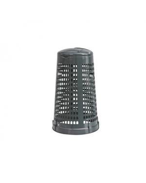Trespolo portasacco 110lt grigio 69/110-GRB 8004331069011 69/110-GRB