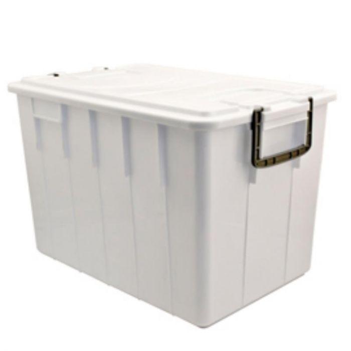 Contenitore con coperchio 60lt bianco foodbox 143/60-BIM 8004331143605 143/60-BIM by No