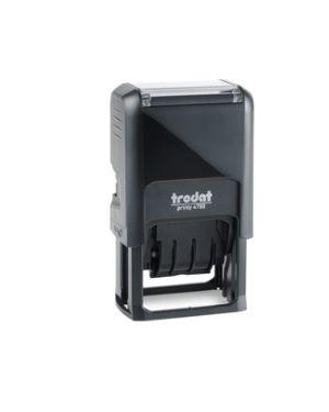 Timbro printy 4750 4.0 41x24mm testo personalizz. autoinch. trodat 140807  140807