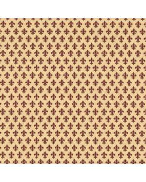 Rotolo carta adesiva dc-fix 45x15 giglio fiorentino marrone DC-FIX 2002060 4007386002235 2002060 by Dc-fix