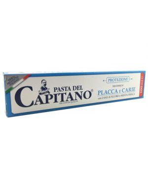Pasta capitano dentifricio placca - carie ml.100 PASTA CAPITANO 107493 8002140330407 107493