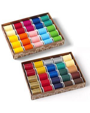 Nastrino similpapaper 10 metri mm.10 pezzi 25 colori assortiti BRIZZOLARI 8223 8004451082235 8223