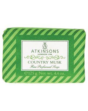 Atkinson sapone country musk gr.125 ATKINSON 119761 8000600000808 119761