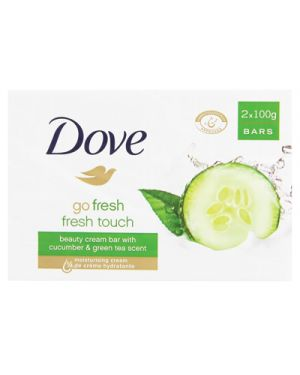Dove sapone go fresh beauty touch gr.100 pz.2 DOVE 111687 8711600561755 111687