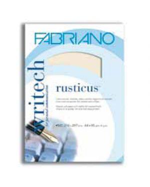 Carta rusticus a4 gr.95 camoscio fg.50 FABRIANO 43212972 8001348155317 43212972 by Fabriano