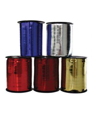 Nastrino splendid metallizzato 250 metri mm.10 oro BRIZZOLARI 6870 8001565016811 6870