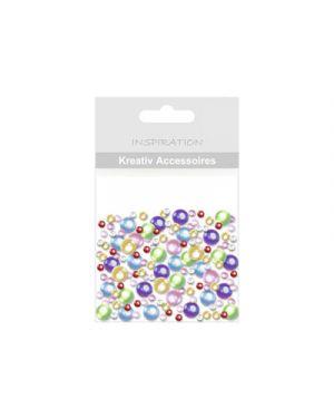 Autoadesivi accessori decorativi mini pack motivo perline URSUS 56410042 4008525725121 56410042