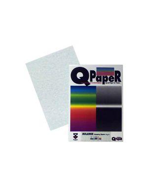 Carta q - paper melange a4 gr.175 fg.50 azzurro 0510.52 RUGGERI 511 8008078045710 511 by No