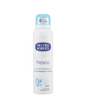 Neutro roberts deodorante spray extra fresh ml.150 NEUTRO ROBERTS 100175 8002410001815 100175