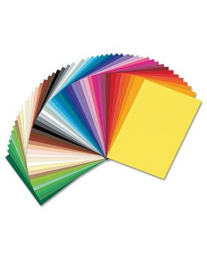 Carta millerighe 70x100 fg.24 colori assortiti CWR 2214 8004957026443 2214