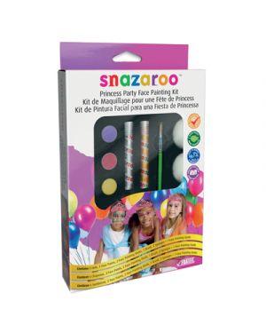 Kit speciale trucco snazaroo principessa SNAZAROO 1172010 766416200594 1172010