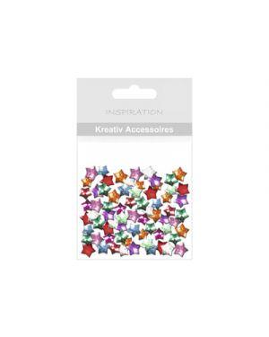 Autoadesivi accessori decorativi mini pack motivo stelle URSUS 56410046 4008525725305 56410046